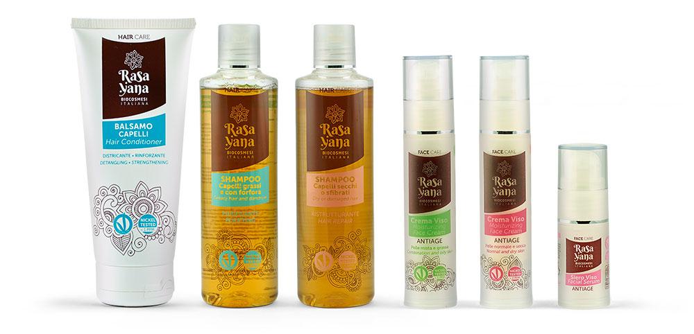 I 6 prodotti Rasayana