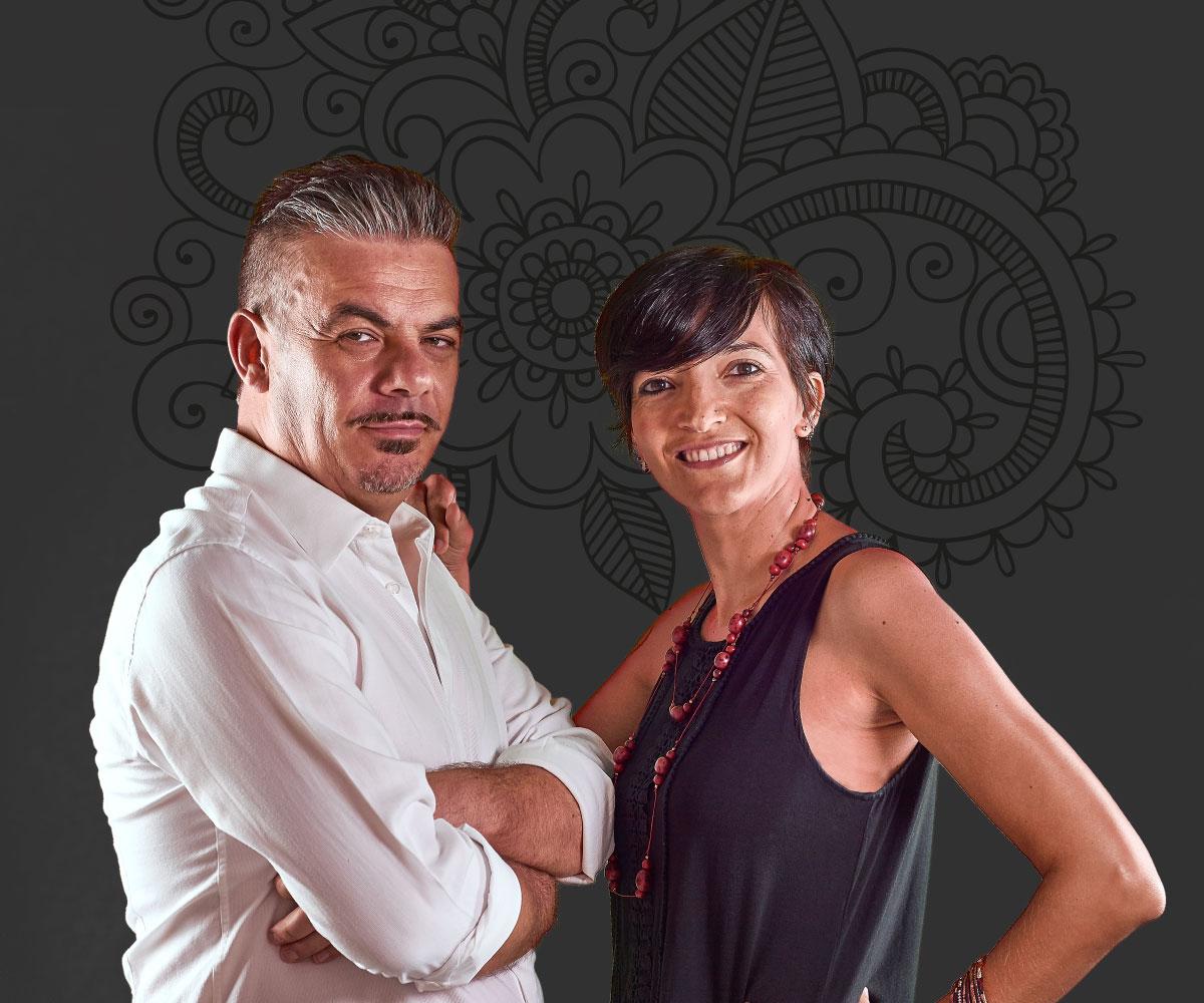 Stefano e Luana - chi siamo