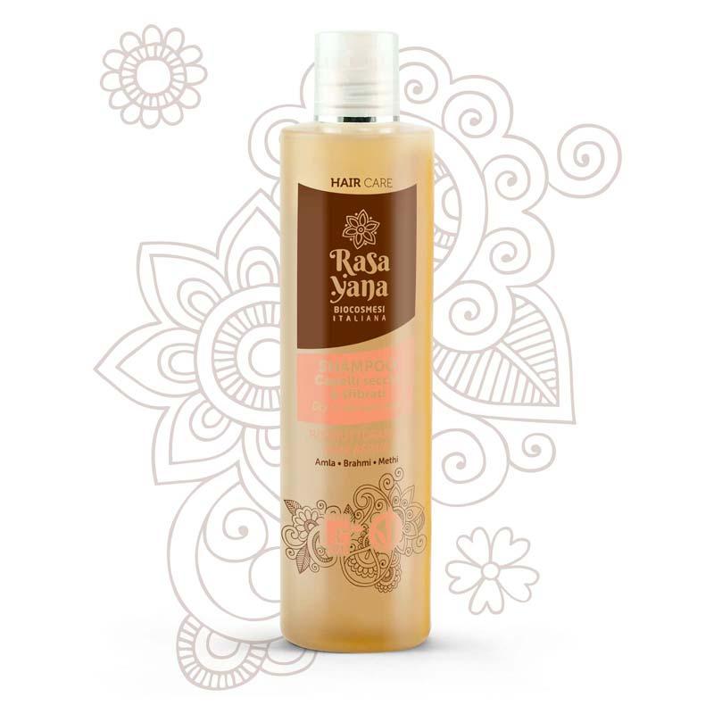 Shampoo ristrutturante Rasayana