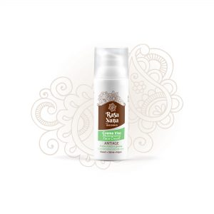 Crema viso antiage pelle grassa Rasayana