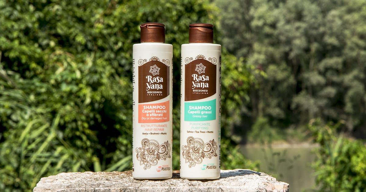 Restyling Nuovi shampoo
