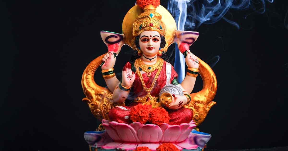 La dea Lakshmi