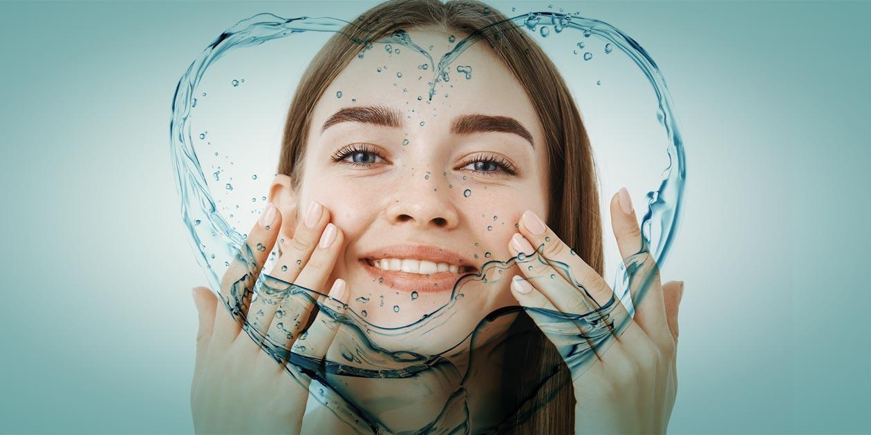 idratazione viso